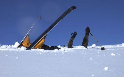 ¿Cómo afectan a nuestros pies los deportes de nieve?