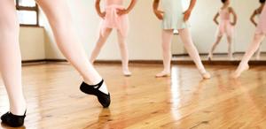 Pies en la danza