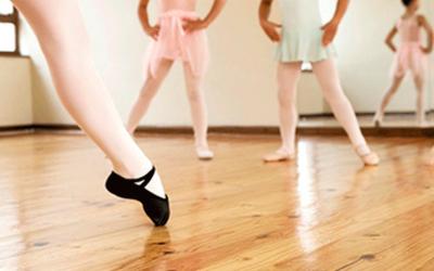 Los pies en la Danza