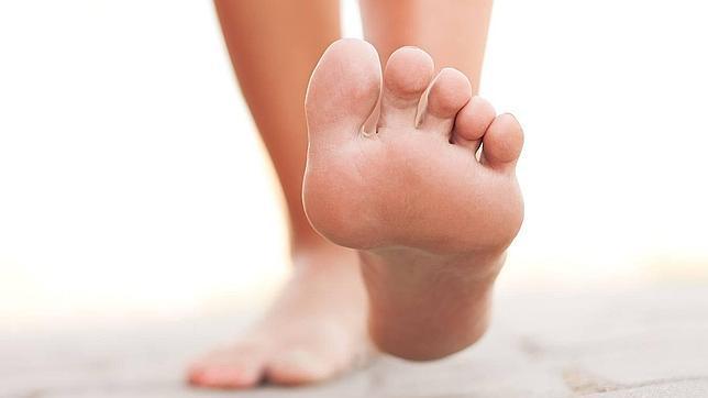 Lesiones dermatológicas en el pie